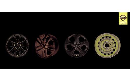 Скидка до 54% на оригинальные колесные диски Nissan в ВиДи-Санрайз!