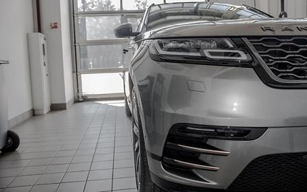 5 технологичных фишек Range Rover Velar