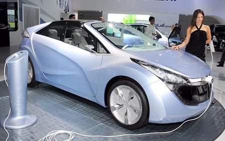 Hyundai выпустит три электрокара в ближайшие 5 лет