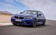 Официальные фотографии BMW M5 «утекли» в Сеть