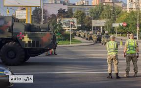 ВНИМАНИЕ! С 22 августа движение в центре Киева ограничено