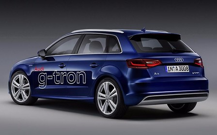 Audi A4 Avant и A5 Sportback подсадили на газ