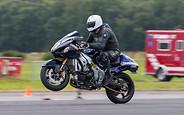 Видео: 350 км/ч на заднем колесе мотоцикла - новый мировой рекорд