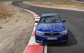 Автомобиль недели: BMW M5 F90