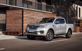 Renault Alaskan начнут продавать в Европе по цене около 29 000 евро