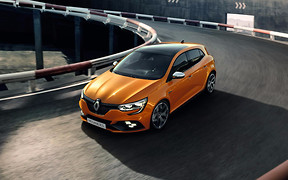 Видео: Спортивный Megane Renault Sport представлен во Франкфурте