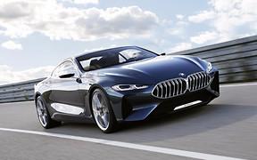 BMW на Франкфуртском автосалоне