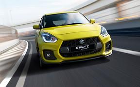 Видео: Suzuki показала во Франкфурте новый Swift Sport
