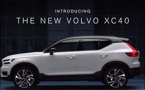 Внешность нового Volvo XC40 рассекретили в Сети