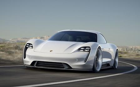 Электрокар Porsche будет заряжаться за 15 минут и стоить как Panamera