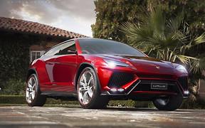 В очередь! Названа дата презентации Lamborghini Urus