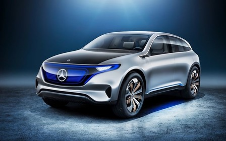 В Mercedes начали принимать заказы на еще не представленный электрокроссовер
