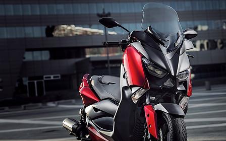 Новинка от Yamaha: X-Max 125 на 2018 год