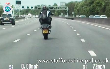 Видео: В тюрьму за езду на заднем колесе