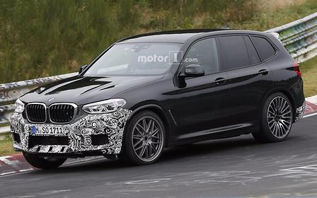 BMW X3 M будет! Официально
