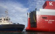 Корабль с автомобилями Volkswagen заблокирован у берегов Великобритании
