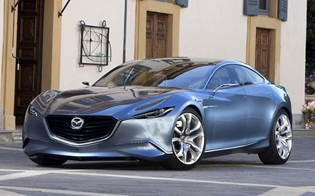 Новая Mazda6 может перейти на задний привод