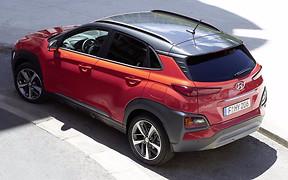 Поперед батька: Hyundai Kona получит электрическую версию