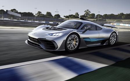 Автомобиль недели: Mercedes-AMG Project One