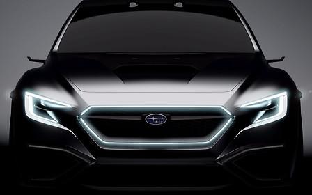 Subaru Impreza WRX переведут на электричество?