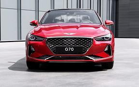 Автомобиль недели: Genesis G70