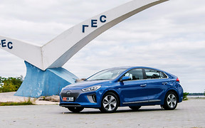 Тест-драйв Hyundai Ioniq