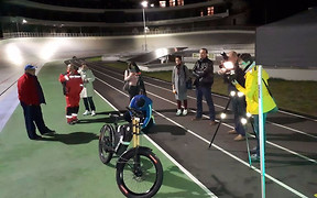 368 км на одном заряде: украинский электробайк установил мировой рекорд