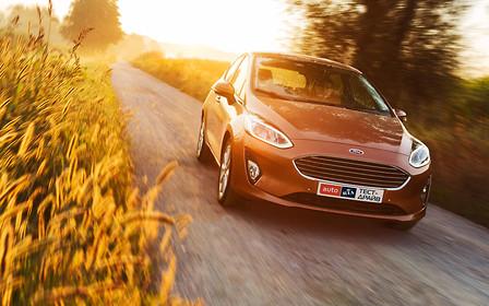 Тест-драйв Ford Fiesta: Карьерный рост