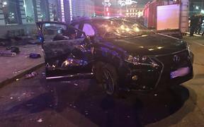 Трагическое ДТП в Харькове: погибли 6 человек