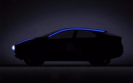 """Ты кто такой? Nissan намекает на """"веселую жизнь"""" проекту кроссовера Tesla Model Y"""
