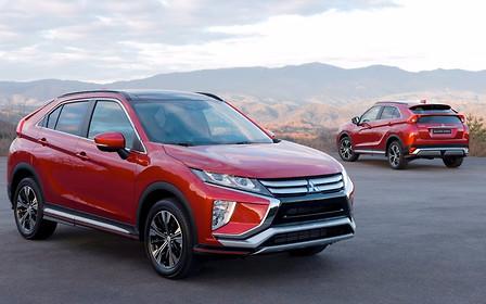 Компания Mitsubishi выпустит 11 новых моделей