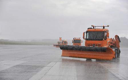 Зима близко: снегоуборочную технику подсадили на системы автопилотирования