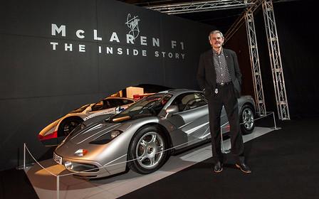 От создателя McLaren F1: в Британии появился новый автомобильный бренд