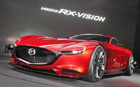 Mazda отложила роторные двигатели «на потом»