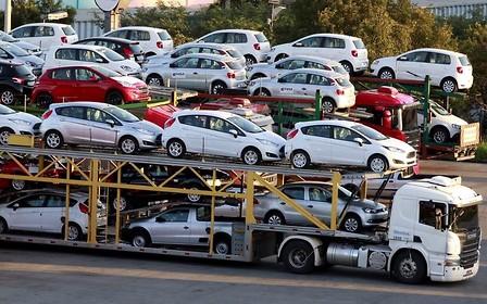 За растаможку б/у авто в бюджет заплатили 4,3 млрд. грн