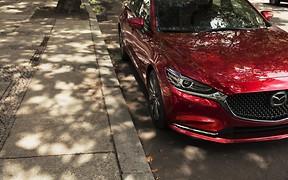 Mazda6 получит обновленные черты кроссовера CX-5