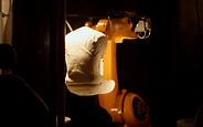Видео: Ford-робопоп — новый инспектор автомобильных кресел