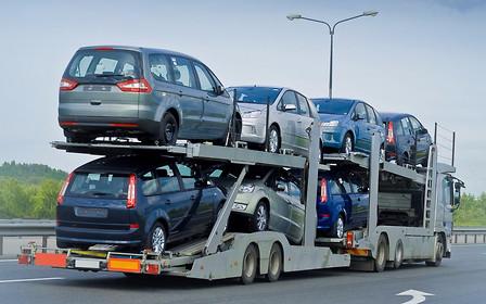 Импорт машин в Украину вырос на 92%