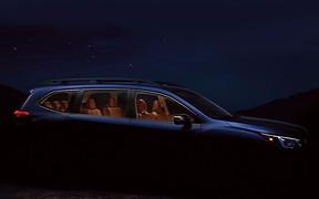 Subaru Ascent: по одной картинке в неделю