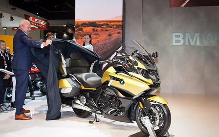 BMW Motorrad на выставке EICMA 2017. Четыре мировые премьеры к началу следующего сезона