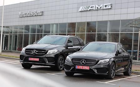 Огромный AMG Performance Центр и гибридные модели: Mercedes-Benz укрепляет свои позиции в Украине