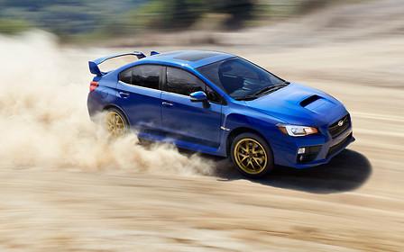 Subaru прекращает производство WRX Sti для Европы