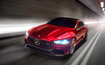 Mercedes-Benz готовит конкурента самой быстрой Porsche Panamera