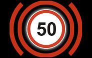 Вниманию водителей: в населенных пунктах скорость снижена до 50 км/ч