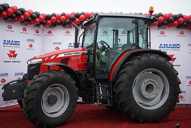 Новые трактора российского производства