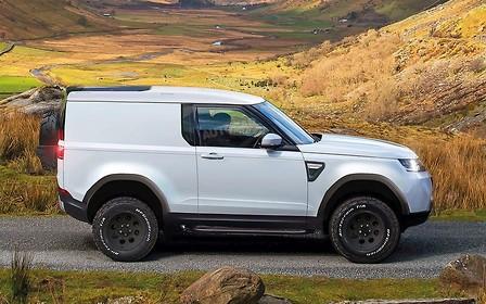 В Jaguar Land Rover опасаются, что новый Defender представят раньше их