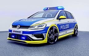 До «сотни» за 3,6 с: VW Golf R Oettinger для немецкой полиции