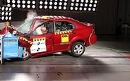 Chevrolet Aveo не набрал звезд на краш-тесте Latin NCAP. Как так?
