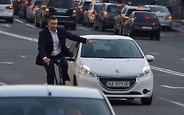 Виталий Кличко считает столичные дороги европейскими