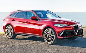 Флагманский кроссовер Alfa Romeo получит 400 лошадиных сил